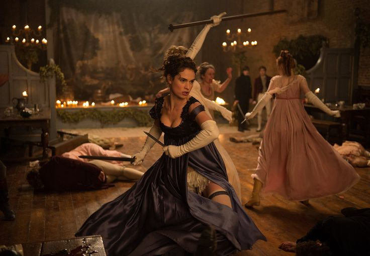 Pride and Prejudice and Zombies – A Journey Into Film
